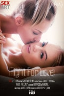 Katy Rose & Nancy A - Fight For Love