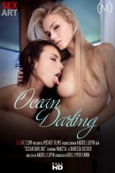 Nancy A & Vanessa Decker in Ocean Darling video from SEXART VIDEO by Andrej Lupin