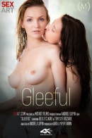 Belle Claire & Teresse Bizzarre in Gleeful video from SEXART VIDEO by Andrej Lupin