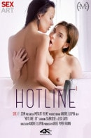 Lexi Layo & Sabrisse A in Hotline 1 video from SEXART VIDEO by Andrej Lupin
