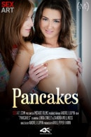 Linda Sweet & Sandra Wellness in Pancakes video from SEXART VIDEO by Andrej Lupin