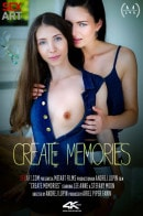 Lee Anne & Stefany Moon in Create Memories video from SEXART VIDEO by Andrej Lupin