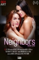 Amarna Miller & Frida in Neighbors Episode 1 - New Love video from SEXART VIDEO by Andrej Lupin