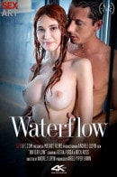 Gisha Forza in Waterflow video from SEXART VIDEO by Andrej Lupin