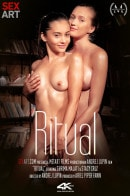 Shrima Malati & Stacy Cruz in Ritual video from SEXART VIDEO by Andrej Lupin