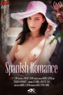 Lee Anne in Spanish Romance video from SEXART VIDEO by Andrej Lupin