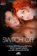 Gisha Forza & Luna C in Switch Off video from SEXART VIDEO by Andrej Lupin