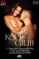 Cindy Shine in Keep Calm video from SEXART VIDEO by Andrej Lupin
