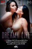 Cristina Miller & Vanessa Decker in Dreamy Life video from SEXART VIDEO by Andrej Lupin