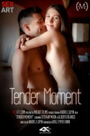 Stefany Moon in Tender Moment video from SEXART VIDEO by Andrej Lupin