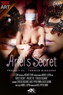 Ariel's Secret - Project 3 Teresse Bizzarre video from SEXART VIDEO by Andrej Lupin