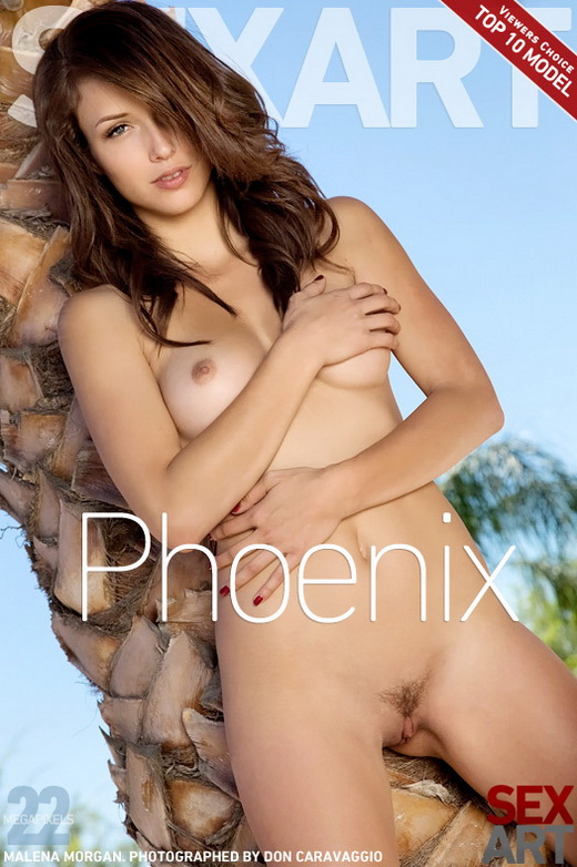 Malena Morgan - `Phoenix` - by Don Caravaggio for SEXART