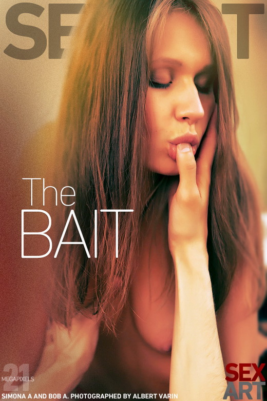 Simona A - `The Bait` - by Albert Varin for SEXART