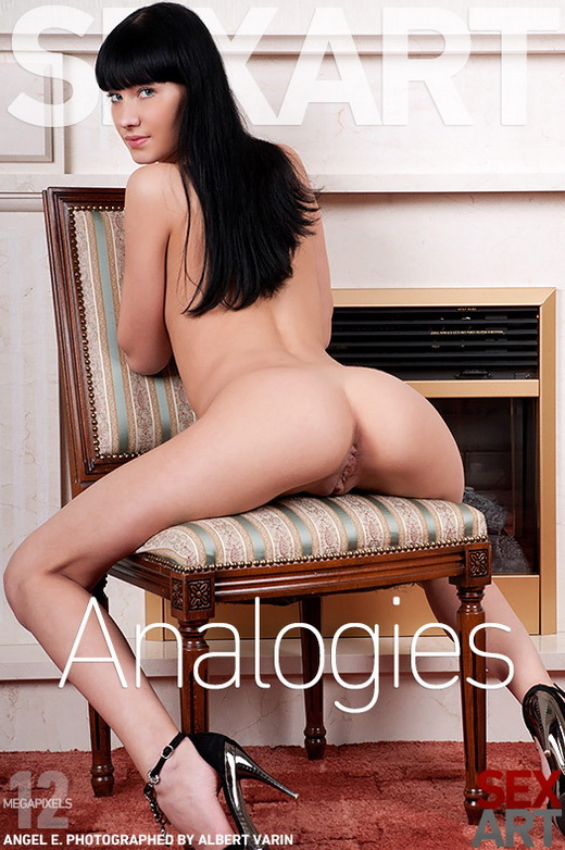 Angel E - `Analogies` - by Albert Varin for SEXART