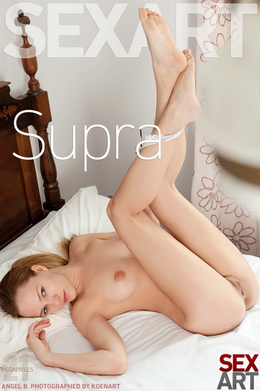 Angel B - `Supra` - by Koenart for SEXART