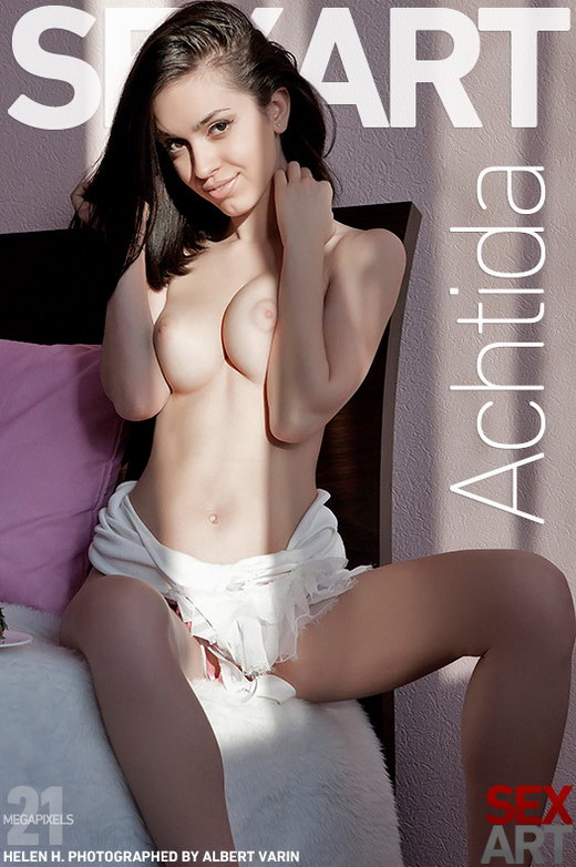 Helen H - `Achtida` - by Albert Varin for SEXART