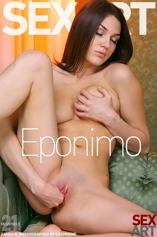 Vanda B - `Eponimo` - by Catherine for SEXART