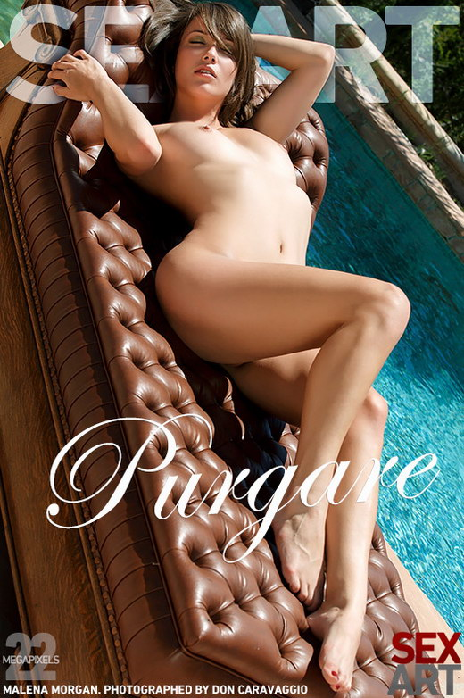 Malena Morgan - `Purgare` - by Don Caravaggio for SEXART