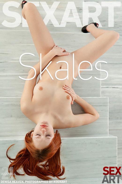 Denisa Heaven - `Skales` - for SEXART