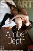 Simona A & Subil A - Amber Depth