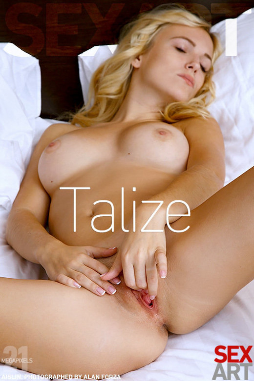 Aislin - `Talize` - by Alan Forza for SEXART