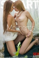 Alisa Bri & Milena D - Moments