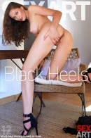Stacy Cruz in Black Heels gallery from SEXART by Erro