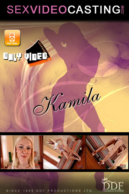 Kamila - for SEXVIDEOCASTING