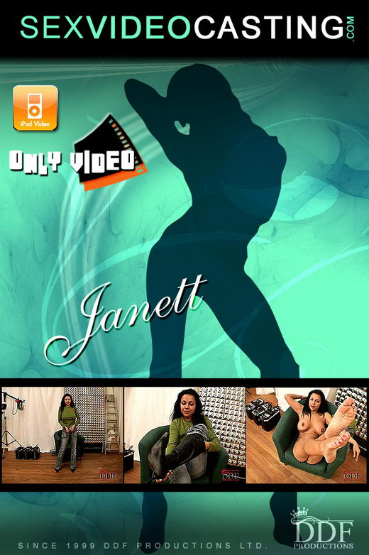 Janett - for SEXVIDEOCASTING