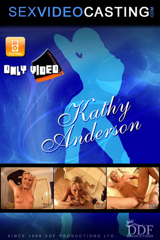 Kathy Anderson - for SEXVIDEOCASTING