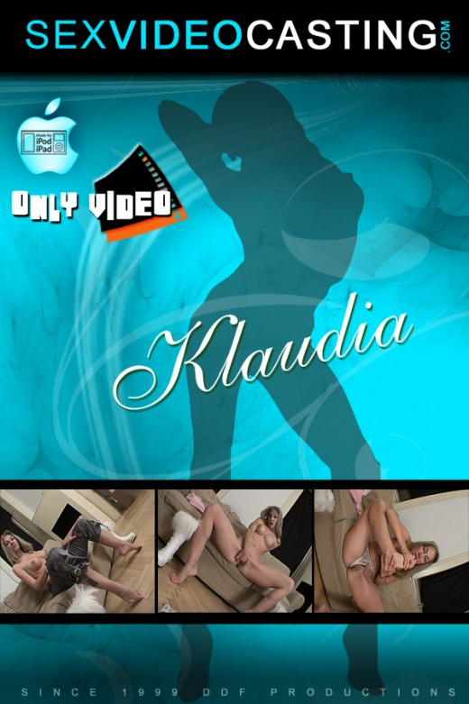Klaudia - for SEXVIDEOCASTING