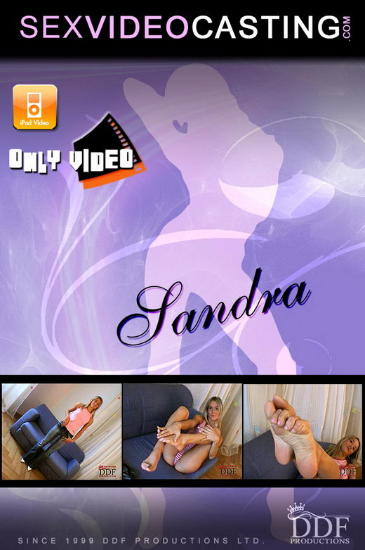 Sandra - for SEXVIDEOCASTING