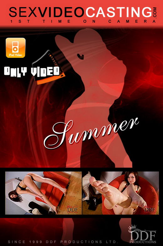 Summer - for SEXVIDEOCASTING