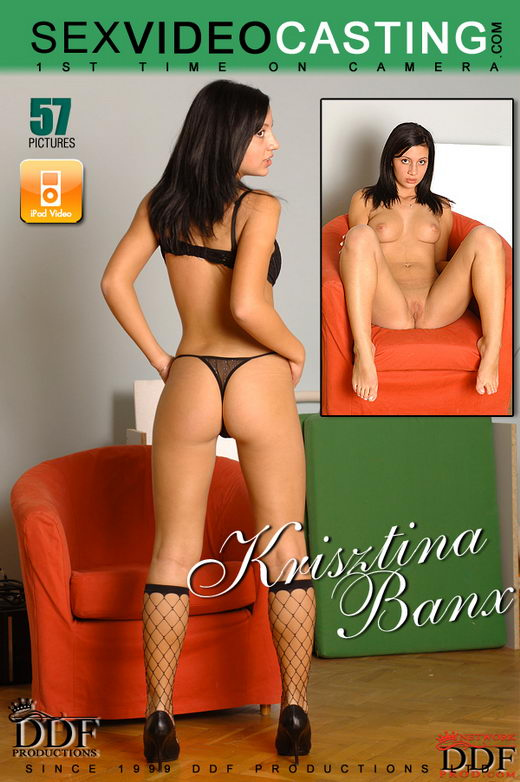 Krisztina Banx - for SEXVIDEOCASTING