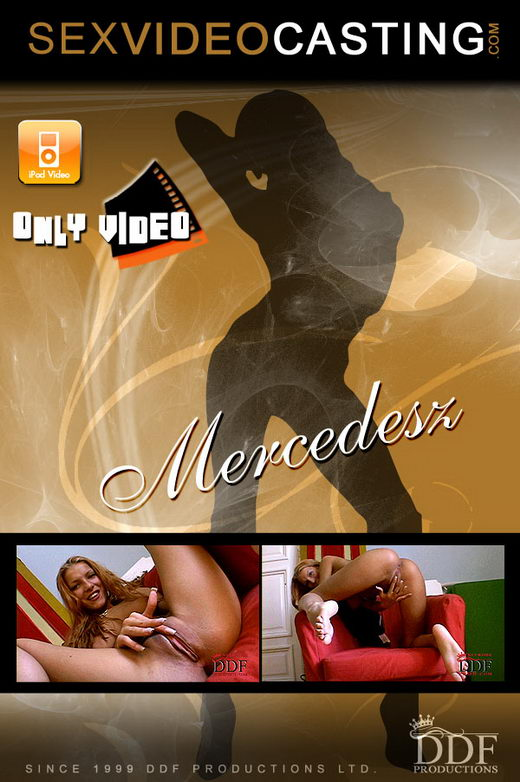 Mercedesz - for SEXVIDEOCASTING