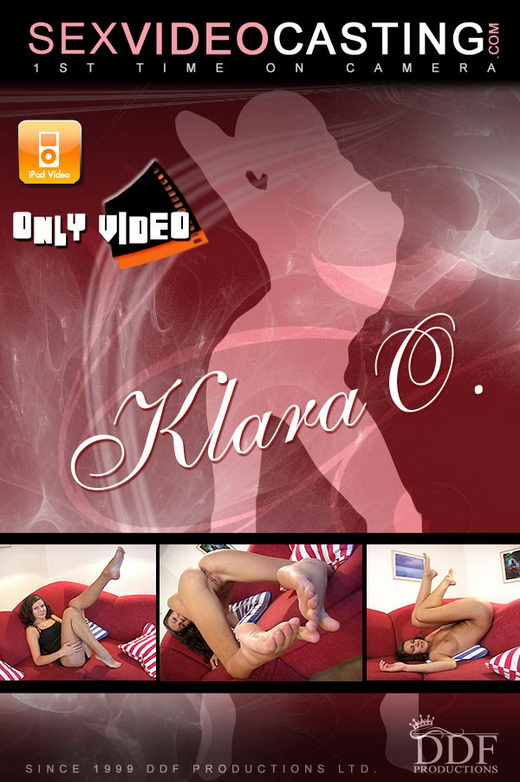 Klara O - for SEXVIDEOCASTING