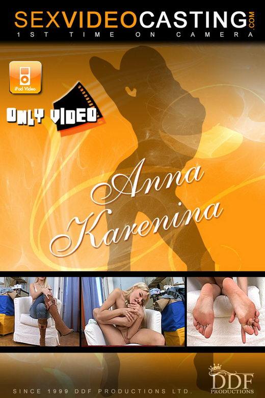 Anna Karenina - for SEXVIDEOCASTING