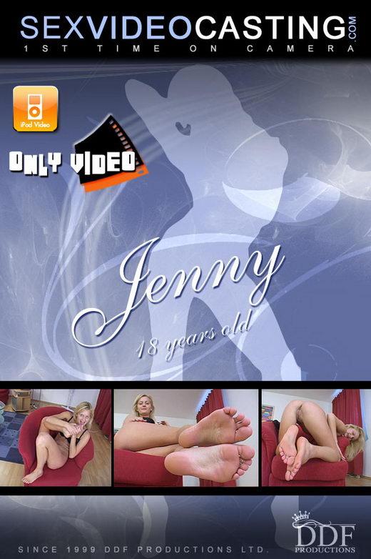 Jenny - for SEXVIDEOCASTING
