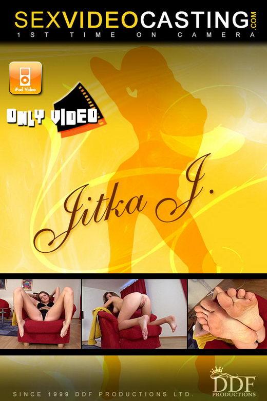 Jitka J - for SEXVIDEOCASTING