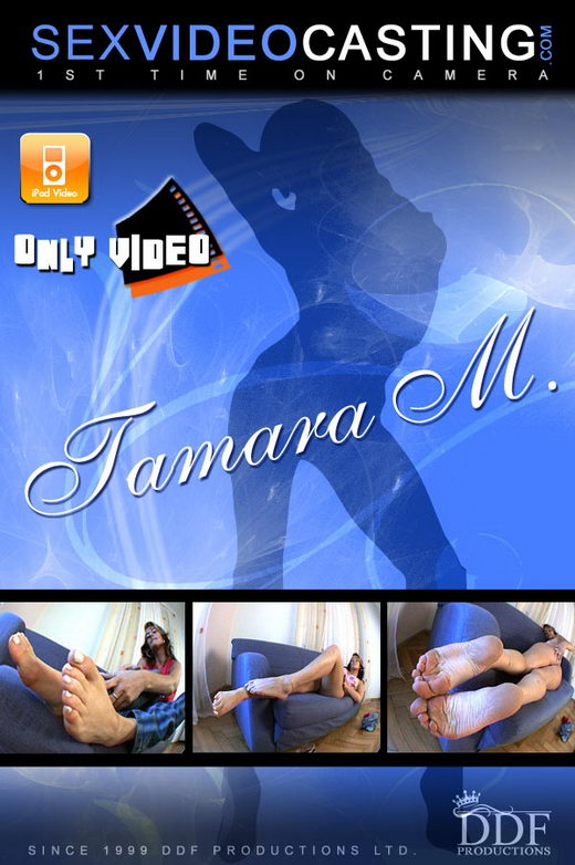 Tamara M - `Lordy Those Legs Need A Lickin` - for SEXVIDEOCASTING