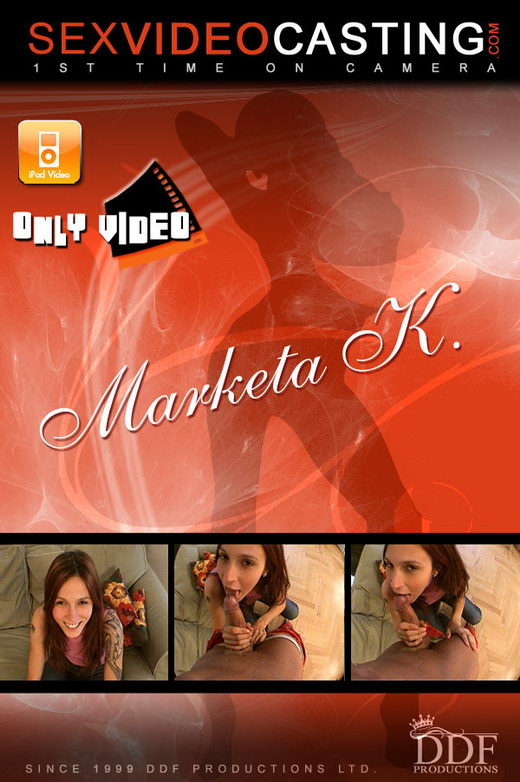 Marketa K - `Dragon Girl Feeds Her Fire` - for SEXVIDEOCASTING