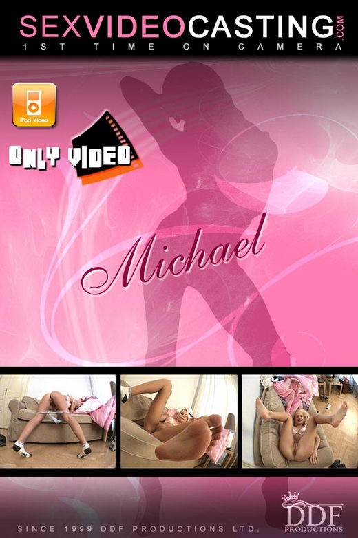 Michael - `A Czech Chick Named Michael` - for SEXVIDEOCASTING