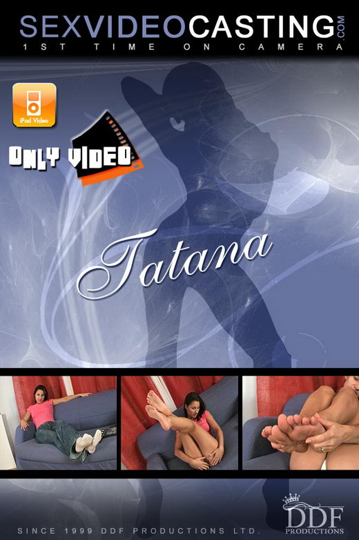 Tatana - `Tatanas Tempting Twinklers` - for SEXVIDEOCASTING