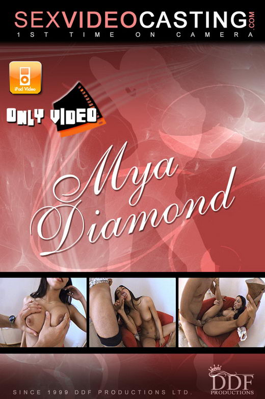 Mya Diamond - `Mysteriosuly Exotic In Every Way` - for SEXVIDEOCASTING