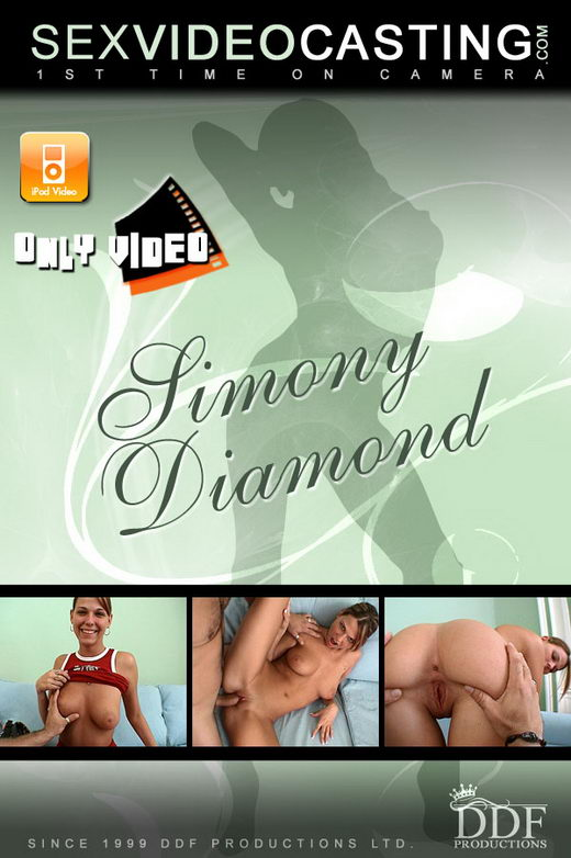 Simony Diamond - `A Diamond Full Of Lust` - for SEXVIDEOCASTING