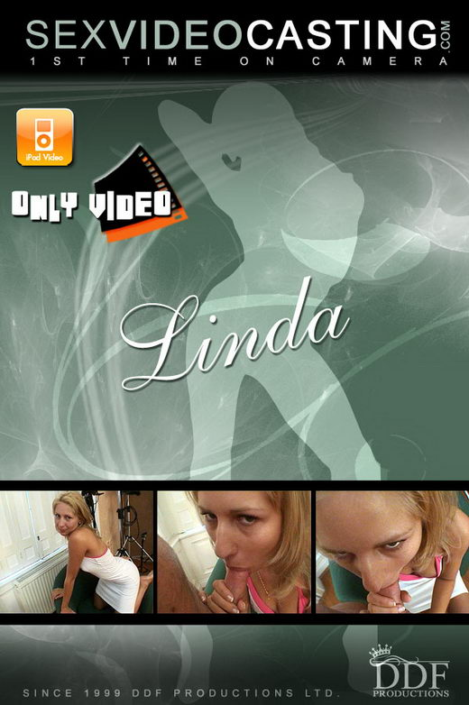 Linda - `Newcomer Sucking Cock At Casting` - for SEXVIDEOCASTING