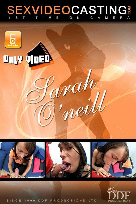 Sarah O'Neill - `O'neil-Ing And Bobbing A Banger` - for SEXVIDEOCASTING