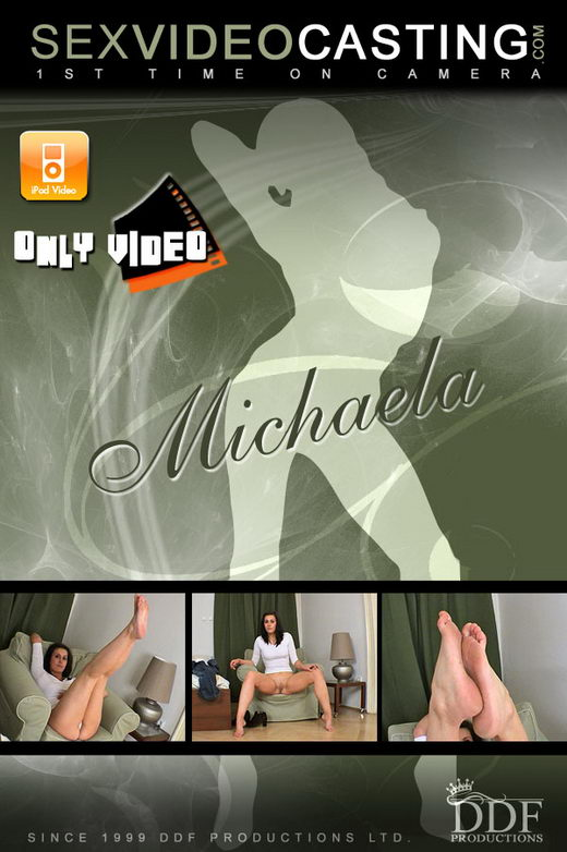 Michaela - `Long legged and lovin it!` - for SEXVIDEOCASTING