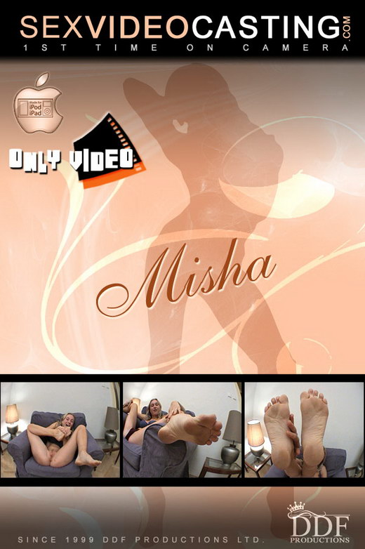 Misha - `She was built for leg lovers!` - for SEXVIDEOCASTING