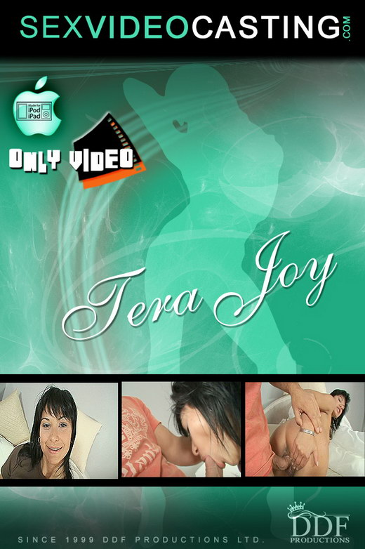 Tera Joy - `Sizzling with sexuality!` - for SEXVIDEOCASTING